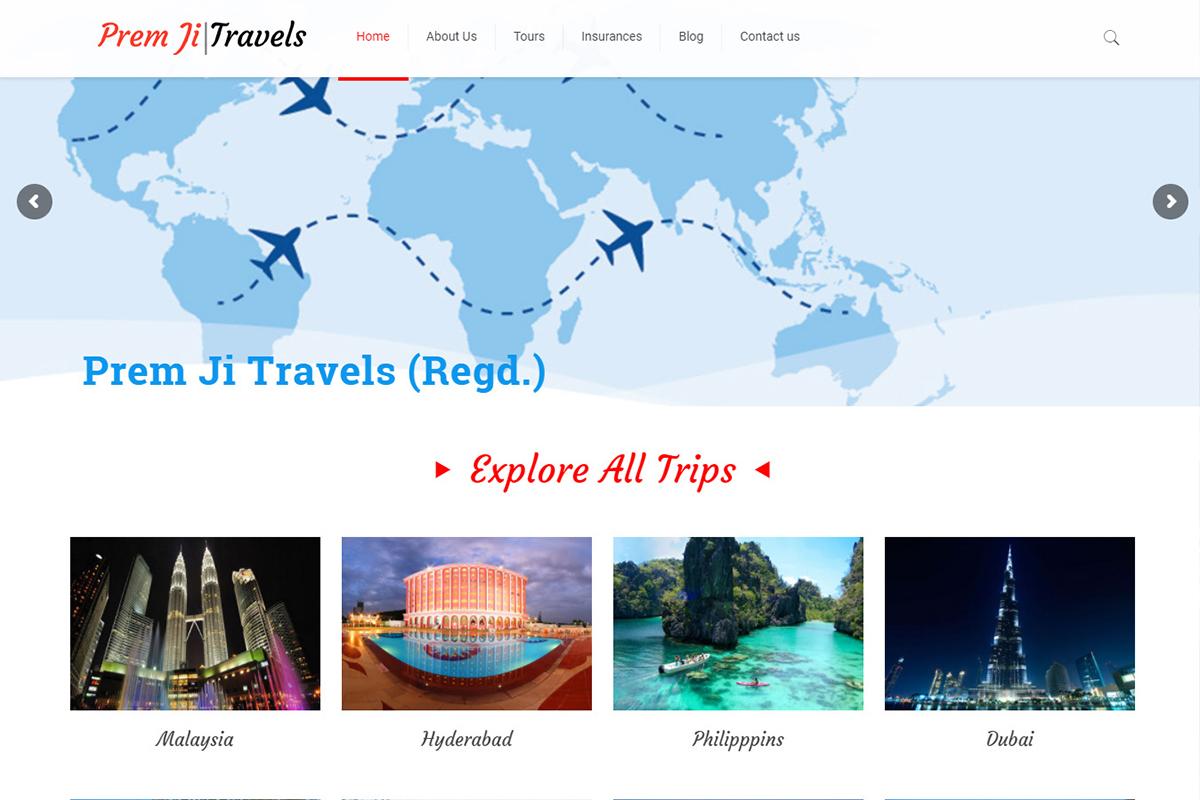 Prem Ji Travels