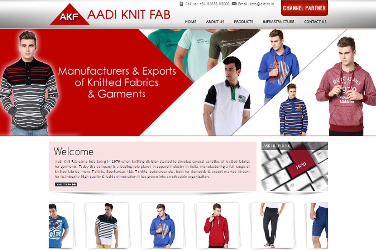 Aadi Knit Fab